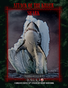 Holiday Starter: Sharks, Dragons and Cults [BUNDLE]