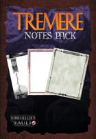 Tremere Notes Pack