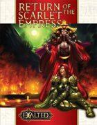 Return of the Scarlet Empress