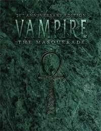 Vampire: The Masquerade 20th Anniversary Edition