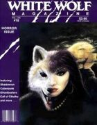 White Wolf Magazine #18