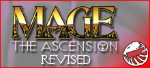 Mage: The Ascension Revised