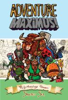 Adventure Maximus Starter Set KS Edition