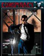 The Hand Unseen: The Black Book Sourcebook