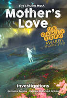 The Cthulhu Hack: Mother\'s Love