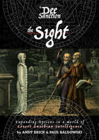 The Dee Sanction: The Sight