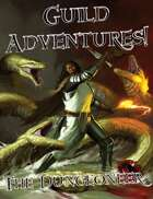 Guild Adventures! The Dungeoneer (Digital Flipbook)