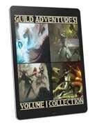 Guild Adventures! Gamebook Collection Volume 1 (Digital Flipbooks)