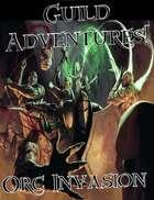 Guild Adventures! Orc Invasion (Digital Flipbook)