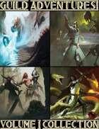 Guild Adventures! Volume 1 PDF Collection [BUNDLE]