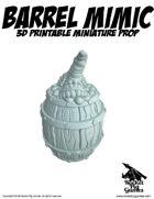 Rocket Pig Games: Barrel Mimic