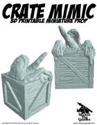 Rocket Pig Games: Crate Mimic