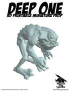 Rocket Pig Games: Deep Ones Creatures