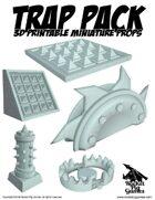 Rocket Pig Games: Trap Pack