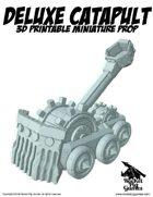 Rocket Pig Games: Deluxe Catapult