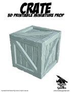 Rocket Pig Games: Crate