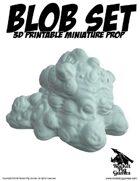 Rocket Pig Games: Blob Set