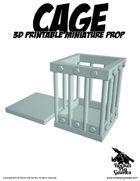 Rocket Pig Games: Cage