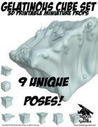 Rocket Pig Games: Gelatinous Cube