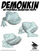 Rocket Pig Games: Demonkin Creature