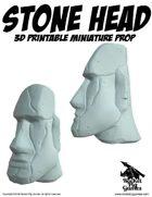 Rocket Pig Games: Stone Head