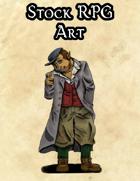 Stock Art - Halfling Rogue
