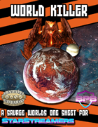 StarStreamers: World Killer One Sheet