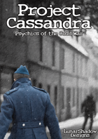 Project Cassandra: Psychics of the Cold War