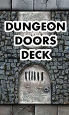 Dungeon Doors Deck