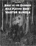 Back to the Dungeon Master Bundle [BUNDLE]