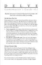 Delve Gamemaster's Guide