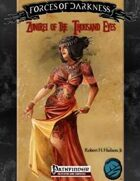 Forces of Darkness Zunirei of the Thousand Eyes (PFRPG)