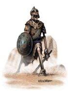 Eric Lofgren Presents: Undead Warrior