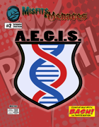 Misfits & Menaces A.E.G.I.S. for BASH!