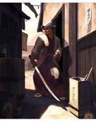 Nicolas Boone Presents: Urban Samurai