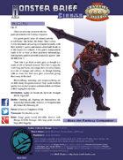 Monster Brief: Giants