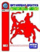 Metahuman Mystics & Supernatural Supers 3