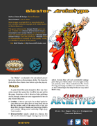 Super Archetypes: Blaster
