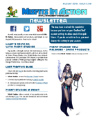 Misfit Studios August 2018 Newsletter