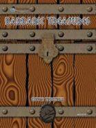 OGL Barbarian Barbaric Treasures