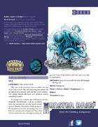 Monster Brief: Oozes