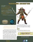 Fantasy Archetypes: Berserker