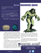 Monster Brief: More Monster Mods