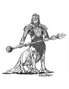 Eric Lofgren Presents: Alien Centaur Warrior