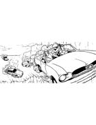 Misfit Studios Presents: Flying Car by Gary Dupuis
