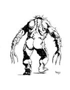 Earl Geier Presents: Tendril Fingered Monster