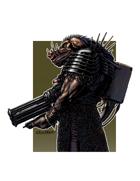 Eric Lofgren Presents: Boarman Warrior