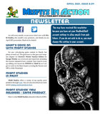 Misfit Studios April 2021 Newsletter