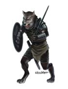 Eric Lofgren Presents: Werewolf Fighter