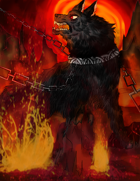Kirkechan Presents: Chained Hellhound , from $50.00 to $25.00 at DriveThruRPG